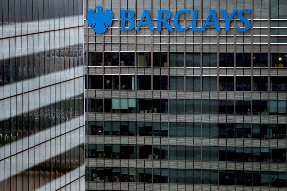 Barclays pays out more than $1 bln to investors as profits rebound